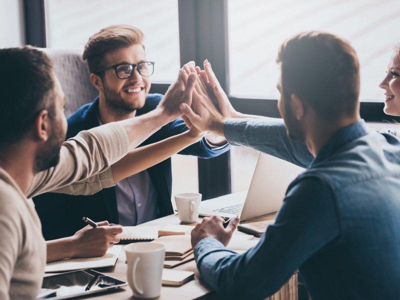اصول موفقیت سازمان ها و تیم های موثر و کارا