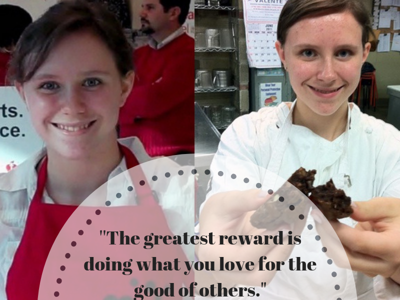Lizzie Marie Likness Owns the Lizzie Marie Cuisine Website