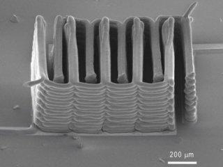ريز باتری چاپ سه بعدی