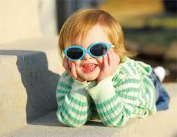 بینایی کودکان را با استفاده از عینک آفتابی نجات دهید!
