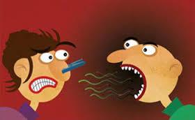 بوی ناخوشایند دهان، علل و راهکار