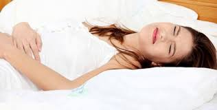 آرام کردن زنان در دوران قاعدگی