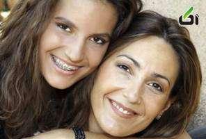 رابطه مادر و دختري