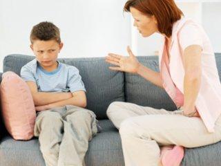حفظ آرامش در هنگام برخورد با فرزند