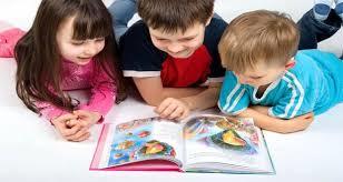 فرزند پیش دبستانی شما می تواند کتاب بخواند !