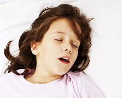 خروپف های نگران کننده در کودکان