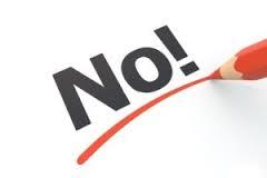 در مقابل «نه» کم نياوريم