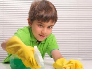 کودک خود را مسئوليت پذير بار بياوريد