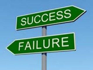تفاوت های بين آدم موفق و شکست خورده