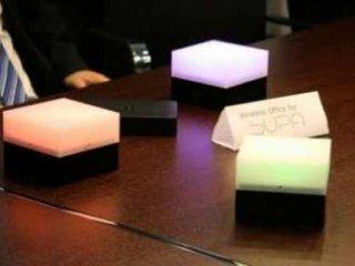 لامپ روميزی بی سیم SUPA