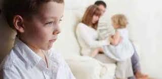 تبعیض بین فرزندان روی اعصاب بچه هاراه میرود