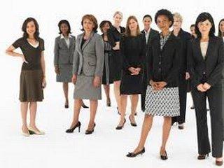 زنان و مديريت